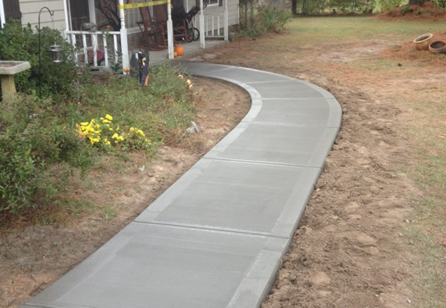 concrete Savannah GA