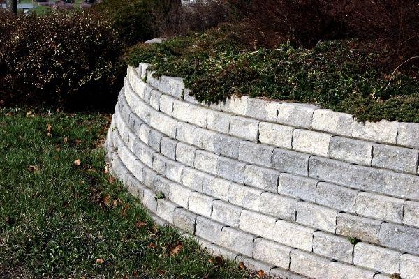 retaining walls Savannah